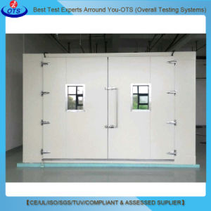 Drive-in Vehicle Test Chamber Environmental Temperature Humidity Walk in Room pictures & photos