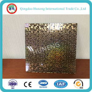 4mm-8mm New Decorative Glass with Factory Price pictures & photos