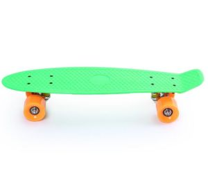 Popular Mini Cruiser Plastic Fish Skateboard All Color Available pictures & photos