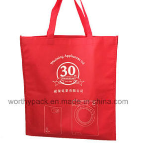 Non Woven Shopping Bag with Custom Logo pictures & photos