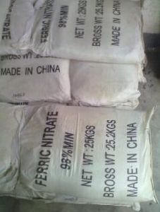 Ind. Grade Ferric Nitrate pictures & photos