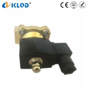 2W Series DC12V 24V AC220V Latching Solenoid Valve pictures & photos