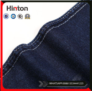 Cheap Knit Denim Fabric for The Jean Material pictures & photos