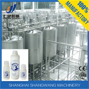Pasteurized Milk Production Line/Milk Processing Line/Milk Making Machine pictures & photos