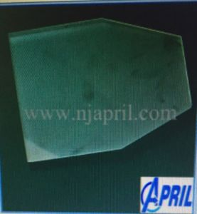 Polygon Crystal Fused Silica Glass, Optical Window Glass pictures & photos