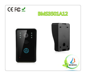 "3.5"" TFT Color Display Wireless Video Intercom Doorbell Door Phone Intercom System pictures & photos"