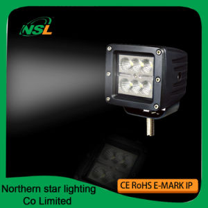 LED Working Light 18W 6PCS *3W CREE Spot Flood Beam pictures & photos