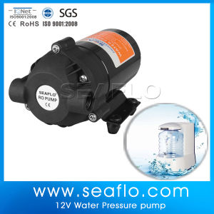 12V DC RO Booster Pump Manufacturers for Water Purifier pictures & photos