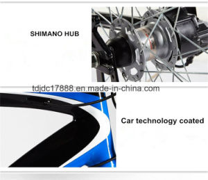 700c Leisure Road Bike/Disc Brake Bicycle/Aluminium Alloy Fork Bike pictures & photos
