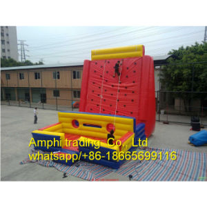 Hot Sale Inflatable Climbing Wall for Rock Climbing Sports