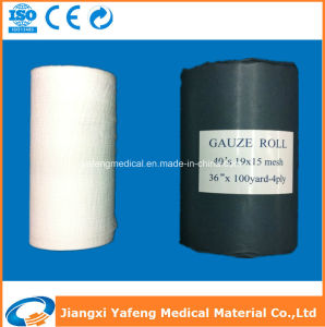Paper Individually Wrapped Gauze Roll for Emergency Use pictures & photos