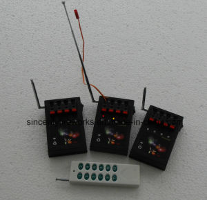Am04r-3 Four Group with 3 Receiver Fireworks Firing System pictures & photos