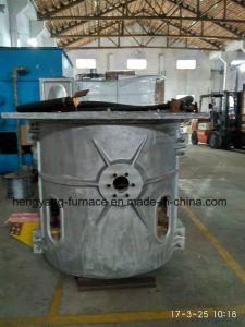 Steel Making Induction Furnace 1t-5t pictures & photos