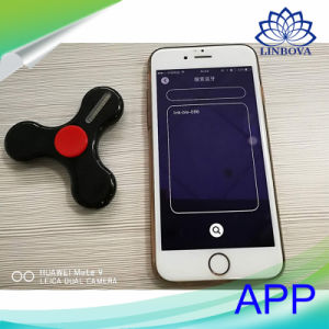 APP Control Bluetooth Fidget Finger Spinner for Android and Ios pictures & photos