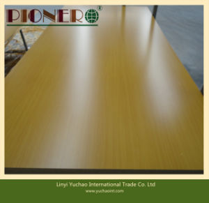 High Quality Lower Price Melamine MDF for Sale pictures & photos