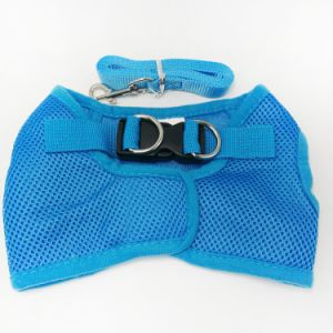 Nylon Mesh Dog Harness Dog Leash Pet Harness pictures & photos