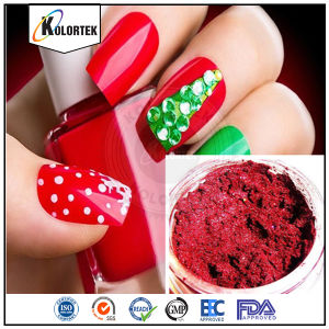 Acrylic Nail Art Pearl Pigments pictures & photos