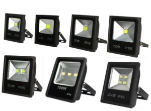 200W 12000lm High Power IP65 Outdoor Use COB LED Floodlight pictures & photos