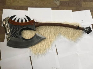 Cosplay Weapon/Wow Replica Axe pictures & photos