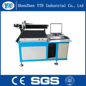 Glass Cutting Machine Price with Optical Glass/ Normal Glass pictures & photos