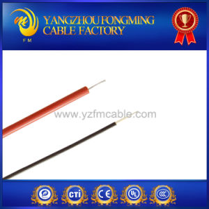 High Temperature Electric Heating Hook up Lead Agr Silicone Cable pictures & photos