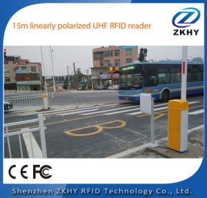 12dBi TCP/IP Long Range UHF RFID Card Reader for Car Parking pictures & photos