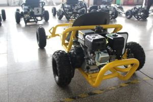2017 New High Quality Cheap 168cc Gas Powered Go Kart /Buggy Single Seat for Sale pictures & photos