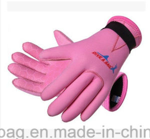 Durable Water Playing Sport Diving Webbed Neoprene Swimming Gloves pictures & photos