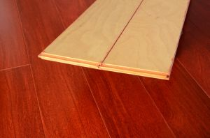 Simple Style Multi-Layer Solid Wood Flooring pictures & photos