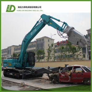 Walking Car Dismantler/Elv Processing/Car Recycling Machine pictures & photos