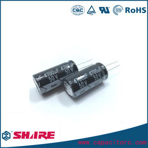 350V 4700UF Capacitor Screw Terminal Aluminum Electrolytic Capacitor pictures & photos