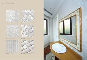 Nature White Shell Mosaic for Home Decoration pictures & photos
