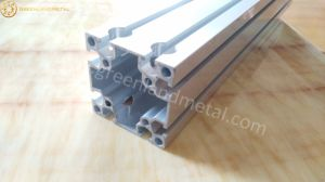 Further Processing Aluminium Profile for Flow Line Production Platform pictures & photos