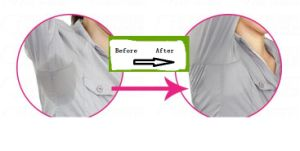 Disposable Underarm Shields Sweat Pads pictures & photos