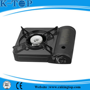Single Burner S/S Panel Household Gas Stove pictures & photos