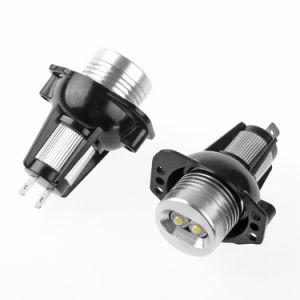 Light Bulb Canbus 2*6W LED Angel Eyes Light for BMW E90 E91 325I 328I 330I 335I for 6500k Cold White LED Angle Eyes pictures & photos