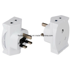 South Africa to UK Travel Adapter Plug pictures & photos