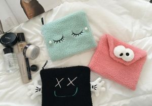 Facial Expression Plush Hand Bag pictures & photos