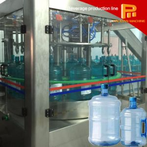 100bph 20L Bottle Water Filling Machine with Ce Certificate pictures & photos