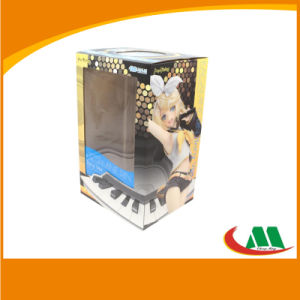 2017 Customized Design Packaging Box with PVC Clear Windows