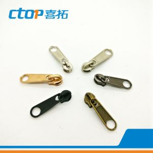 5# Nylon Cheap Popular Sale Zipper Slider pictures & photos