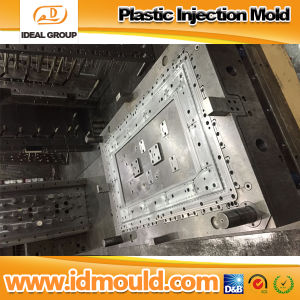 High Precision Custom Made Plastic Parts Injection Mold with ABS PP PA PVC PC POM Plastic Item Injection Service pictures & photos