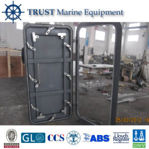 Airtight Soundproof Steel Door for Marine pictures & photos