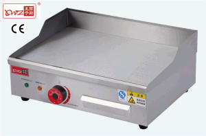 Commercial Electric Griddle for Kitchen Equipment with Cheap Price pictures & photos