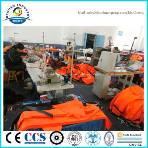 CCS Approved Throw-Over Inflatable Life Raft pictures & photos