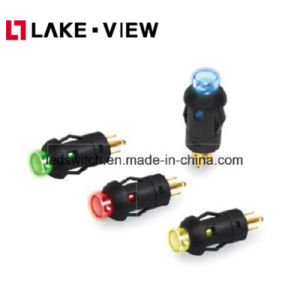 Ple Series Illuminated Pushbutton Switch with Round 8mm Cap pictures & photos