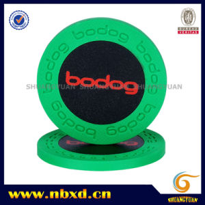 9.5g Solid Color Bodog Poker Chip pictures & photos