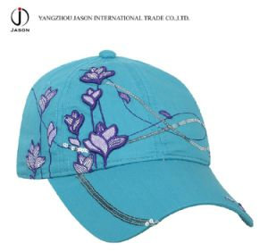 Cotton Fashion Cap Leisure Cotton Cap Promotional Baseball Cap Sport Hat Cap pictures & photos