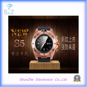 Multi-Function S5 Andriod Sport Smart Watch with G-Sensor Health Monitor pictures & photos