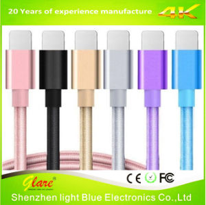 High Speed Magnetic USB Charging Cable for iPhone pictures & photos